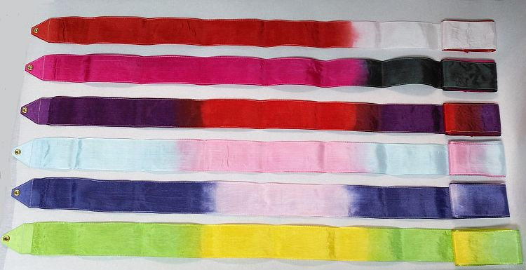 double colour ribbon